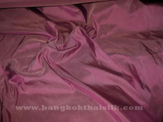 Dark Scarlet 100% Authentic Silk Fabric