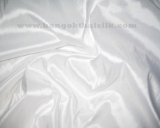 "White Taffeta 60""W Fabric"