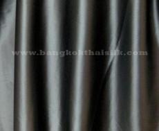 "Dark Gray Satin Fabric 45""W"