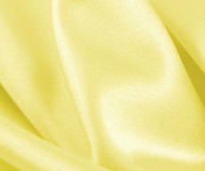 "Maize Satin Fabric 45""W"