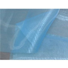 Sheer Mirror Organza - Baby Blue
