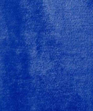 "VELVET STRETCH 60""W - ROYAL BLUE"