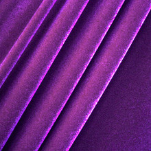 "VELVET STRETCH 60""W - ROYAL PURPLE"