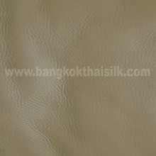 Faux Calf Leather Fabric - Tan Khaki