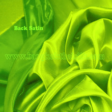 Heavy Silky Dupioni with Satin Back Fabric - Apple Green