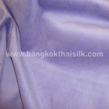 "Soft Velvet Light Upholstery 60""W - Lavender Purple"