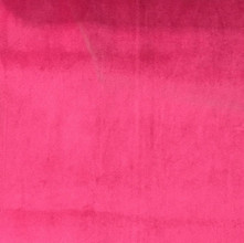 "Soft Velvet Light Upholstery 60""W - Hot Pink"