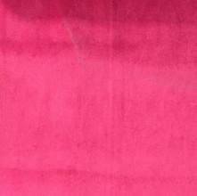 "Soft & Stiff VELVET 60""W - Hot Pink"