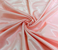 Silkatene Faux Silk Fabric -Peach