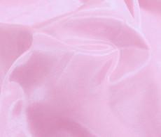 Silkatene Faux Silk Fabric -Baby Pink