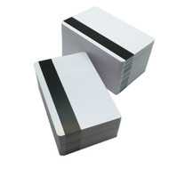 100piece/lot CR80 Size TK4100 Chip 125khz RFID Card with Hi-CO Magnetic Stripe Composite card