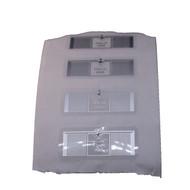 9620 UHF ISO18000-6C (EPC GEN2) Sticker