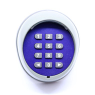 433MHz Wireless Keypad password switch Universal remote control gate HCS101 Standard Code for gate door access control