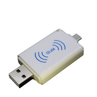 125Khz EM4100 Mini USB Mirco USB RFID Reader for For Android Mobile