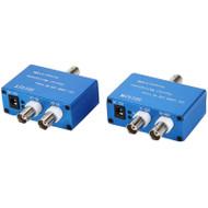 0-400m CVI 1080P 2CH HD Video Coaxial Multiplexer