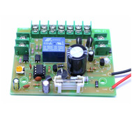 12V Power Supply Module Time adjustable Relay Output With UPS interface for Electric lock