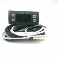 SF-104B Freezer Temperature controller, Defrost Digital display thermostat 30A