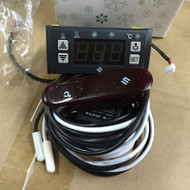 SF-213 Electronic thermostat, dual meter, dual display temperature controller, freezer display cabinet