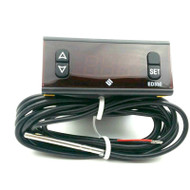 ED330 -45-120℃ Cold room dual input digital temperature controller
