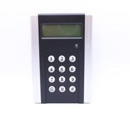 LCD display IC/ID RFID Card rs485 keypad for access control with two wg26 interface