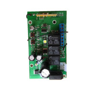 Universal 433mhz Garage door motor controller mechanical location limiting