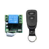 315mhz 433mhz 12V Wireless remote controller with wireless handle