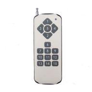 315mhz 433mhz Long distance 15 key remote handle