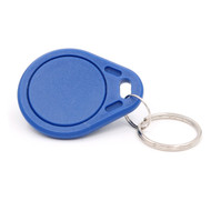 50piece/lot 13.56MHz Ntag215 key fob NFC Tag NFC Forum type2 tag