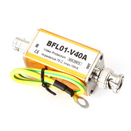 BFL01-V40A Video thunder Arrester CCTV Video BNC COAX Surge Protector