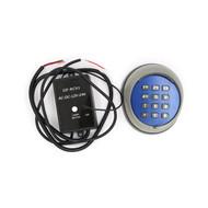433.92hz 4ch Wireless Keypad password switch kit for gate door access control ( HCS101 Standard Code door gate opener)