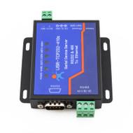 USR-TCP232-410S RS232 RS485 TCP/IP Converter