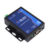 USR-N510 Modbus gateway Ethernet Serial converters RS232/RS485/RS422 to Ethernet RJ45 with CE FCC ROHS
