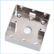 Durable explosion-proof metal surface installation Socket bottom box