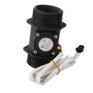 "DN40 Water Flow Sensor Flowmeter Hall Flow Sensor Control for 1.5"" Pipe"