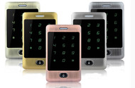 7,000 Users Waterproof Metal Case Touch Keyboard Single 125KHz RFID Door Access Controller Standalone.