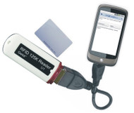 MIni USB RFID ID Contactless Proximity Smart Card Reader 125KHZ EM4001 support Windows/ android/