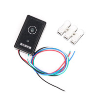 Laser receiver Laser alarm sensor with relay output for alarm system
