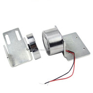 12V/24V universal automatic door magnetic lock rail lock for Sliding door Pan doors access control system