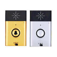 Wireless Voice Intercom Doorbell Non-visual Door phone RF 467.6375Mhz