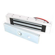180kg 400lbs 12V electric magnetic door lock for access control