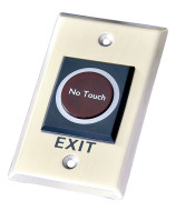 Infrared No Touch Door Release Button