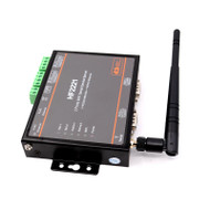 2 Ports WIFI Serial Device Server RS232 RS485 RS422 go to WIFI TCP/IP Ethernet