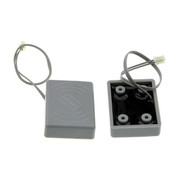 125khz RFID antenna coil with mounting holes RF induction coil 480uh