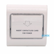 125Khz T5577 EM4100 TK4100 RFID power supply switch Insert contactless card for power