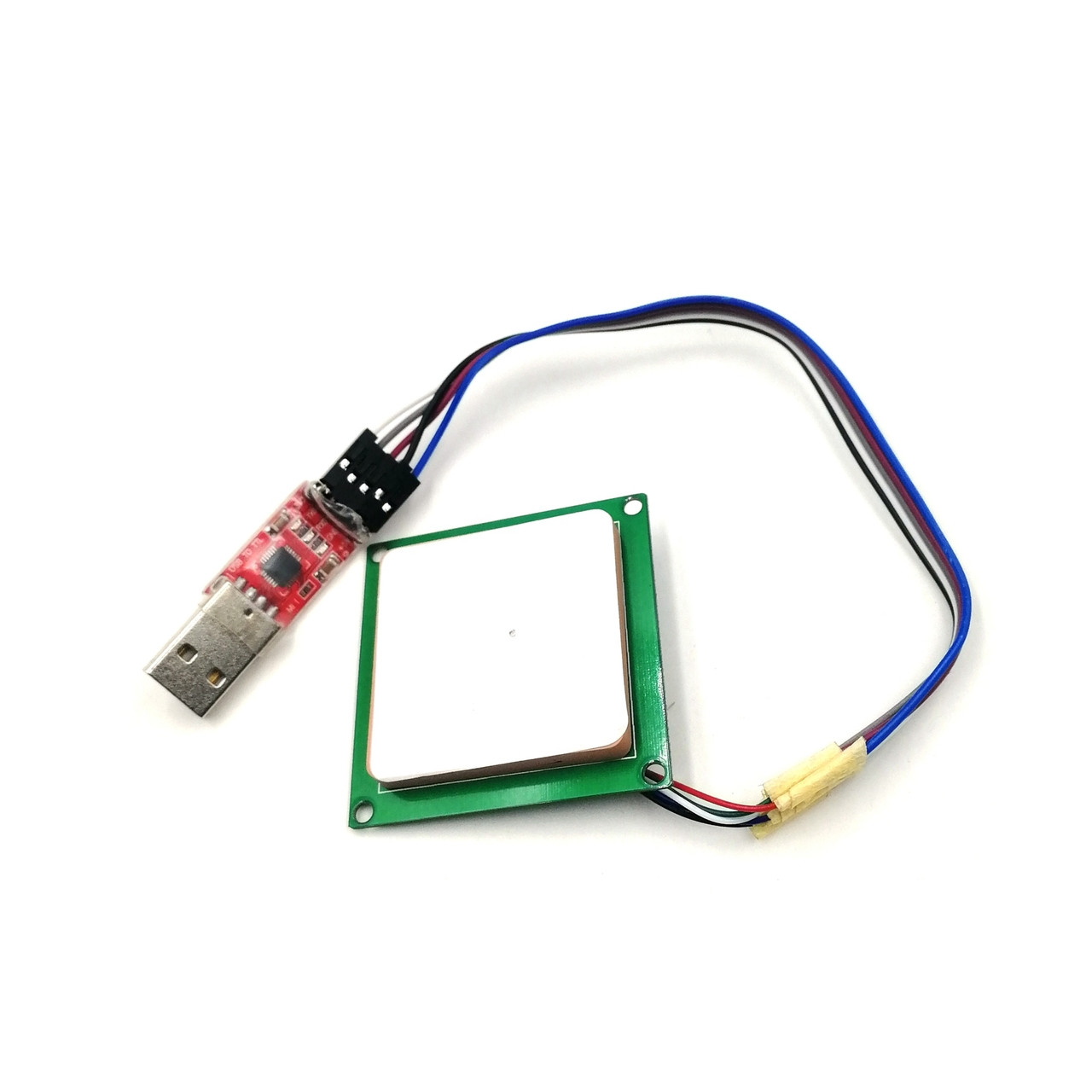 ISO18000 UHF USB Desktop Reader writer FCC 902-928MHz 865-868MHz RFID CardReader