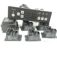 SF-205 SHANGFANG Adjustable thermostat temperature control:-45°C~150°C defog