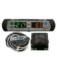 SF-476S Medical Cabinet Temperature Controller with Temperature Sensing Probe  Temperature and humidity