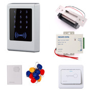 RFID 125Khz Durable Metal Access Control Electric Strike Lock Entry Kit