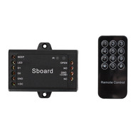 Single Door Mini Wiegand Access Controller For Access Control System Wg26 Wg34 Wg37