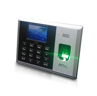 TCP/IP S30 fingerprint time attendance equipment 10000 templates of ID card capacity and 3 inches TFT Screen